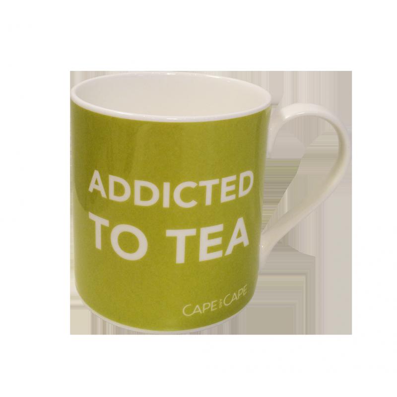 Mug ADDICTED TO TEA
