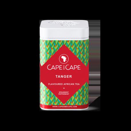 Tanger - Thé vert du Rwanda aromatisé