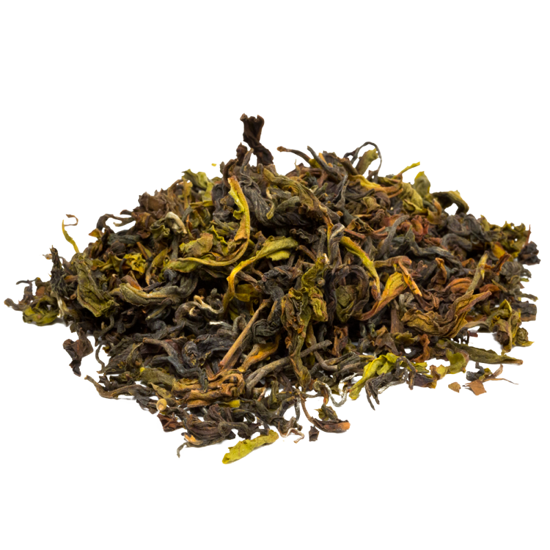Livingstone's Twist and Dry - Oolong du Malawi