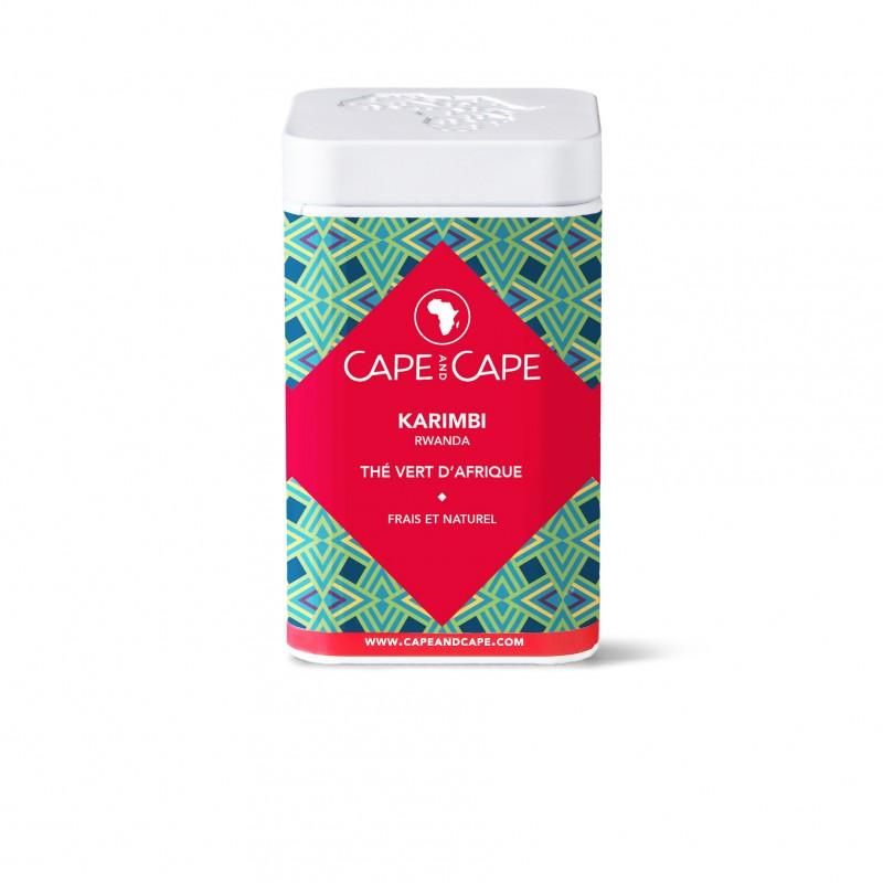 Karimbi - Thé vert du Rwanda