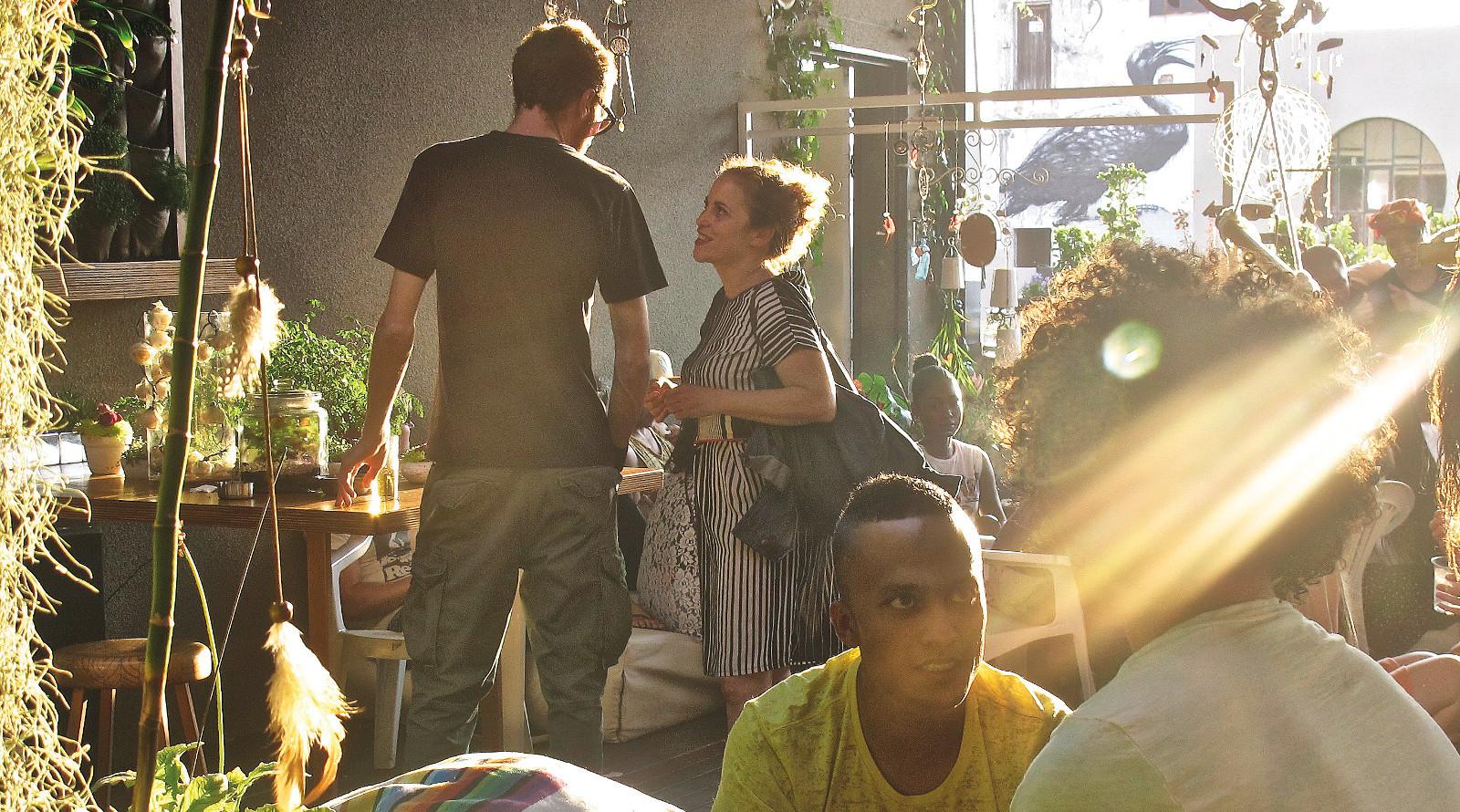 Jozi, an African metropolis