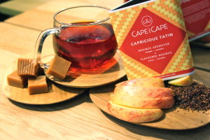 cape and cape - capricious tatin - rooibos gourmand