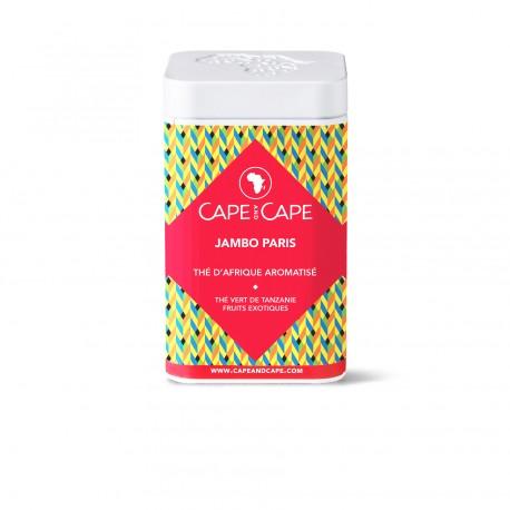 Jambo Paris - Flavoured Green Tea from Tanzania