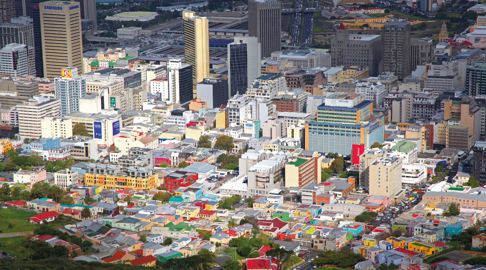 Cape Town : The Rooibos City